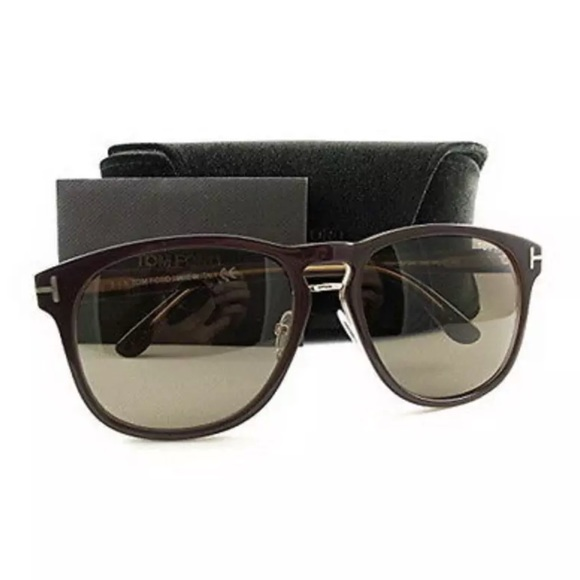 dae5fcf947 NEW Tom Ford Sunglasses Franklin Brown 59mm. M 5a5594231dffda21520827c7.  Other Accessories ...
